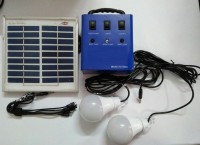 View GDLITE Atharv GD-8017A Solar Lights(Blue) Home Appliances Price Online(GDlite)