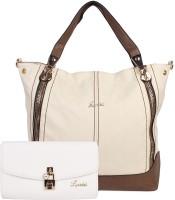 Luvoksi Shoulder Bag(White)