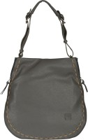 Walletsnbags Hand-held Bag(Grey)