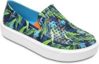 Crocs Girls Slip on Loafers(Multicolor)