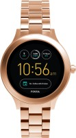 Fossil Q Venture Smartwatch(Gold Strap, Regular)