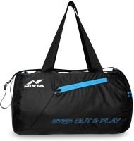 Nivia Deflate Round -01 Gym::Fitness(Black, Kit Bag)
