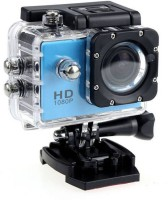 IZED STILL 2017-2018 STUNT VIEW Camera of 1080P Waterproof Digital With with led screen(memory card ) Sports and Action Camera(Blue 10.4 MP)