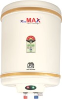 View Min Max 15 L Storage Water Geyser(Ivory, Eco-EG 5 Star*****) Home Appliances Price Online(Min Max)