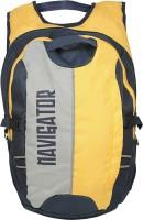 Navigator Waterproof Backpack(Yellow, 30 L)