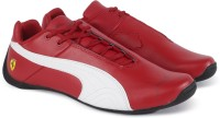 Puma Boys & Girls Lace Sneakers(Red)