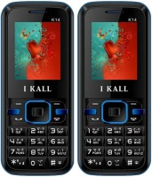 I Kall K14 Combo Of Two Mobile(Blue, Blue) - Price 1599