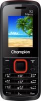 Champion X2 Nano(Black) - Price 599 40 % Off