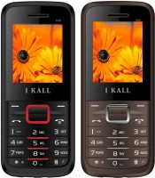 I Kall K88 Combo Of Two Mobile(Brown, Red/Coffee, Red) - Price 1099 31 % Off
