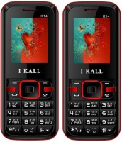 I Kall K14 Combo Of Two Mobile(Red, Red) - Price 1043 34 % Off