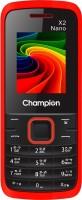 Champion X2 Nano(Red) - Price 599 40 % Off