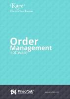 Pinsoftek Kare®- The Easiest Order Management Software-2user