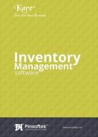 Pinsoftek Kare®- The Easiest Inventory Management Software 2 user