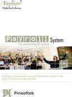 Pinsoftek KeyByss®- The Easiest PayRoll Software 5user