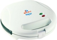Bajaj Majesty 2 Sandwich Toaster Toast(White)