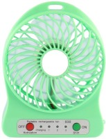 View A Connect Z Mini USB Fan USB-01BTFan USB Air Freshener(Green) Laptop Accessories Price Online(A Connect Z)