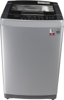 LG 7 kg Fully Automatic Top Load Washing Machine Silver(T8067NEDLR)