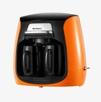 Pringle CM 2100 1 Cups Coffee Maker(Orange)