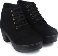 Do Bhai Boots(Black)