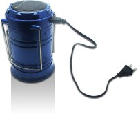 View Wonder World ® Led Camping Light Lantern & Portable Outdoor Survival Ultra Bright Lamp, Flashlights Colorful Lighting-Lantern Light, USB Output, Collapsible Emergency Lights(Blue) Home Appliances Price Online(Wonder World)