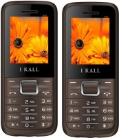 I Kall K88 Combo Of Two Mobile(Brown, Brown) - Price 1199 25 % Off