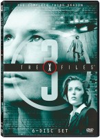 The X-Files Season 3(DVD English)