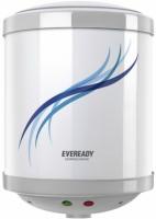 View Eveready 6 L Storage Water Geyser(White, Dominica6VM) Home Appliances Price Online(Eveready)