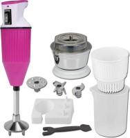Anaar A _Nano_Pink 225 W Hand Blender(Pink)