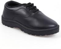 Goldstar Boys & Girls Lace Derby Shoes(Black)