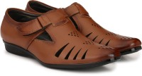 LAYASA Men TAN Sandals