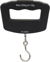 Jivo Stealodeal 50kg Elecrtonic Digital Black Travel Luggage Weighing Scale (Black)-22WS Weighing Scale(Multicolor)
