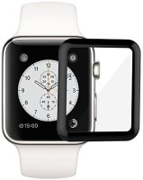 A-ONE RETAIL Edge To Edge Tempered Glass for Apple i watch 38mm(Pack of 1)