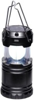 View Technuv LED Solar Emergency Light Lantern + USB Mobile Charging Solar Lights(Black) Home Appliances Price Online(Technuv)