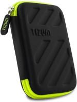 TIZUM Hard Drive Case 2.5 inch HARDSHELL(For 2.5-Inch Hard Drive, Black)