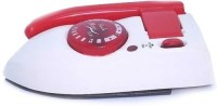 View Varshine Mini Portable Travel Sleek Iron With Foldable Handle Dry Iron(Multicolor) Home Appliances Price Online(Varshine)
