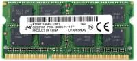 Micron Essential DDR3 8 GB (Dual Channel) Laptop DDR3 (Micron)(Green)