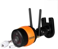 View D3D Wireless 960P HD Outdoor Waterproof IP Wifi CCTV Outdoor Security Camera (Support upto 64 GB Micro SD card) Model:D8016P Wireless Sensor Security System Home Appliances Price Online(D3D)