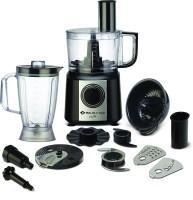 Bajaj Majesty FX9 700 W Food Processor(Black, Silver)