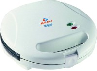 Bajaj Majesty 2 Sandwich Toast, Grill(White)