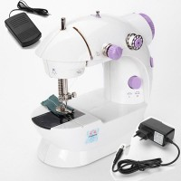 View STARVIN POTABLE MINI 4 IN 1 Electric Sewing Machine( Built-in Stitches 45) Home Appliances Price Online(STARVIN)