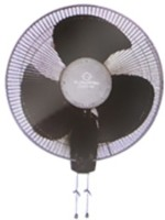 View almonard supreme 3 Blade Wall Fan(grey) Home Appliances Price Online(Almonard)