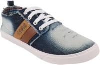 BUNNIES Boys Slip on Loafers(Blue)