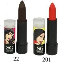 Amura Smart Girl LipStick Set of 2(4.5 g, 22201) - Price 129 35 % Off