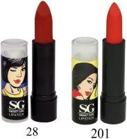 Amura Smart Girl LipStick Set of 2(4.5 g, 28201) - Price 129 35 % Off