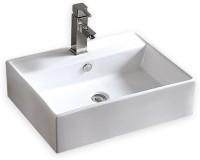 Brizzio Ceramic Wash Basin 482 Table Top Basin(White)