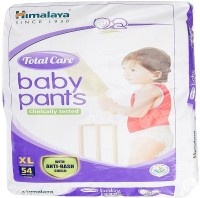Himalaya Total Care Extra Large Size Baby Pants Diapers (54 Count) - XL(54 Pieces)