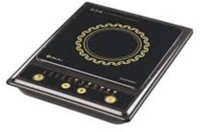 Bajaj splendid Induction Cooktop(Black, Push Button)
