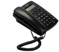 View Magic M18 Beetel Corded Landline Phone(Black) Home Appliances Price Online(Magic)