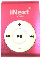 Inext INT-888 with rechargecable battery with loud and clear hifi sound MP3 Player(Pink, 7 Display)