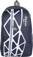 SASSIE Waterproof School Bag(Blue, 21 L)